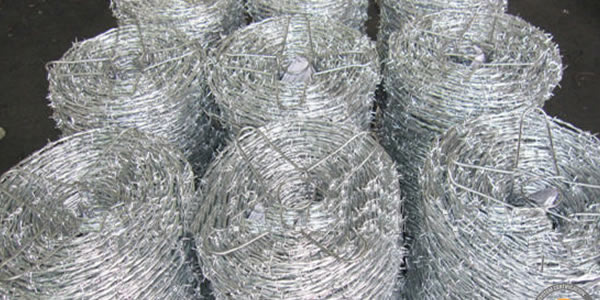 hot dipped galvanized barbed wire galvanised steel barbed wire iowa type