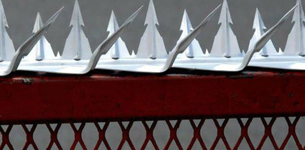 Expanded Metal Fences Gates And Fence Spikes